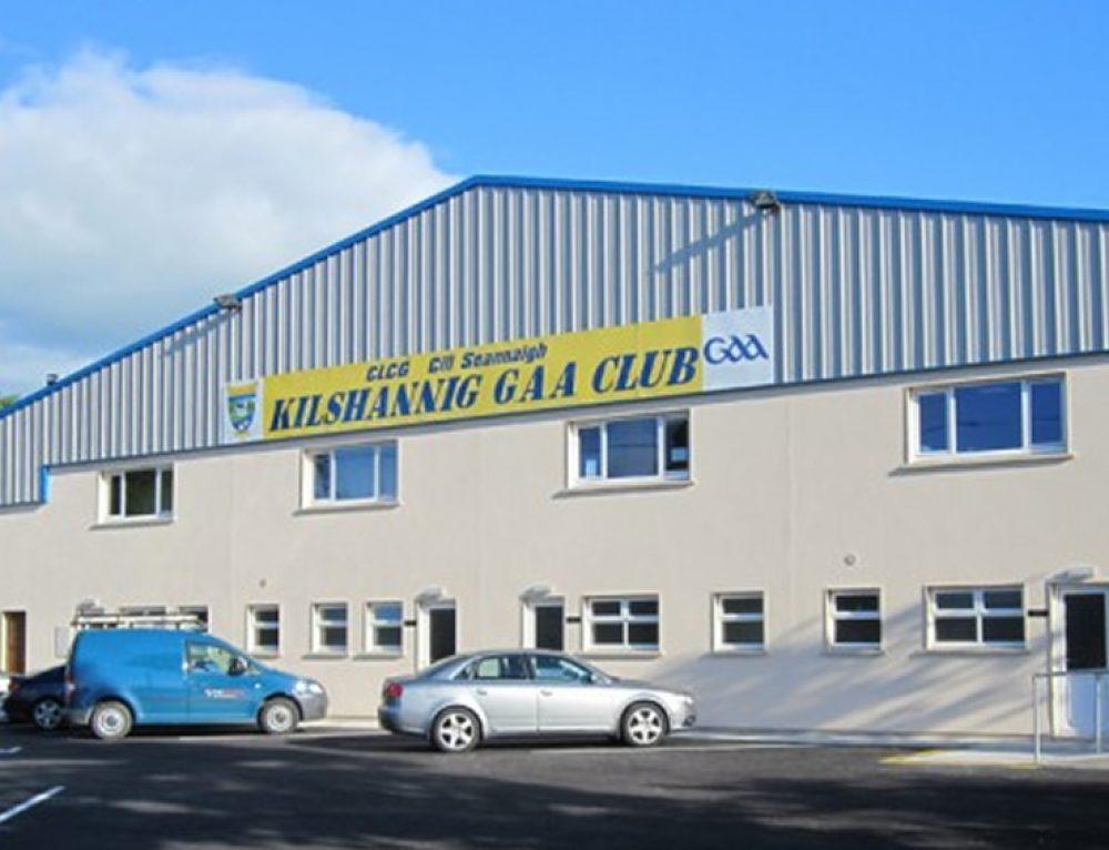 Kilshannig GAA Complex, Glantane, Mallow, Co. Cork