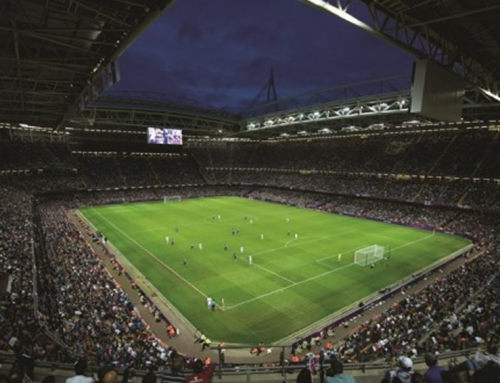 Millennium Stadium Sports Lighting, Cardiff, Wales