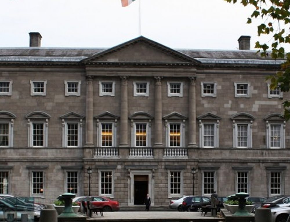Leinster House MV/LV Upgrade, Dublin 2