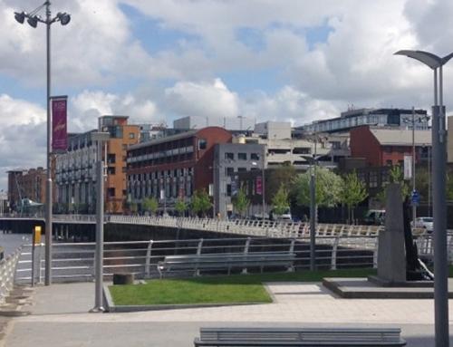 Limerick City Streetscape, Limerick
