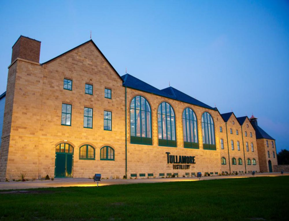 William Grant & Sons, Tullamore Dew Grain Distillery, Tullamore, Co. Offaly